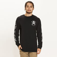 New DC Shoes Blaster Long Sleeve T-Shirt in Black | Mens Mens Tees