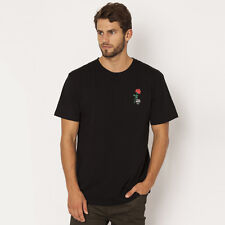 New Thrills Rose T-Shirt in Black | Brands Billabong Mens Mens Tees