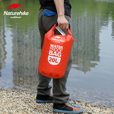 NatureHike 1Pc Floating Boating Waterproof Resistant Dry Bag Pack With Window