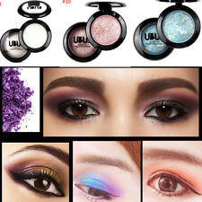 Shimmer Single Baked Eye Shadow Powder Palette Metallic Eyeshadow Palette CHI