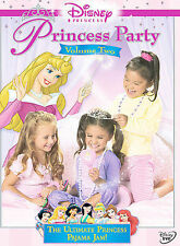 Disney Princess Party - Vol. 2 (DVD, 2006)