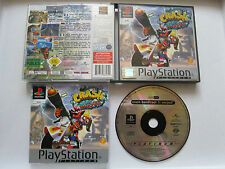 Crash Bandicoot 3 Warped For Sony Playstation 1 / PS1 Complete PAL