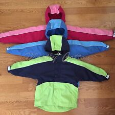 NWT 110 120 130 140 Hanna Andersson 4-in-1 Expedition Jackets parkas boys girls