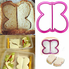 Kids Sandwich Toast Cookies Cake Bread Biscuit Food Cutter Mold Mould DIY Lunch