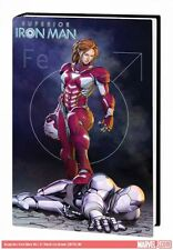 Superior Iron-Man VOL. 2: STARK CONTRAST Collected edition  DIGITAL CODE ONLY