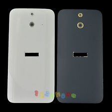 NFC + Camera Lens + Rear Back Housing Battery Door Cover Case For HTC One E8