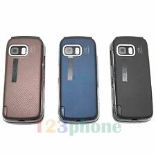 New Keypad + Battery Cover + Chassis Full Housing For Nokia 5800