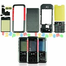 New Keypad + Battery Cover + Chassis + Lens Full Housing For Nokia 5310