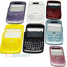 New Keypad + Chassis + Back Door + Lens + Housing For Blackberry 8520 Curve