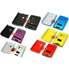 New Housing Battery Back Cover Door For Sony Ericsson X10 Mini (6 Colors)