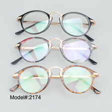 2174 Unisex retro spectacles glasse RX eyeglasses myopia eyewear optical frames