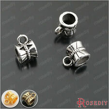 10*7MM,hole 4.5MM Large holes beads Charms Connector Findings Accessories 26468