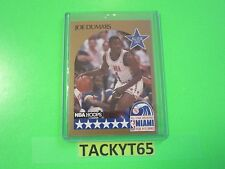 1990 HOOPS BASKETBALL ALL-STAR EAST SINGLE CARDS