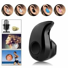 new Wireless Bluetooth 4.0 Stereo In-Ear Headset Earphone For Samsung iphone