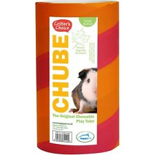Happy Pet- Chube. Toy, chew, tunnel.  Mouse hamster gerbil rat guinea pig rabbit