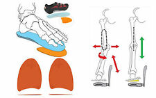 In the shoe Forefoot Wedge - Bike Fit - Cheap cycling orthotics