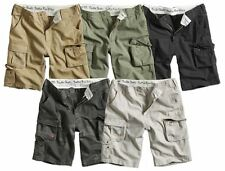 SURPLUS TROOPER CARGO SHORTS MENS MILITARY VINTAGE COMBAT ARMY