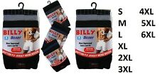 3,6,12 Pack Mens Billy Boxer Cotton Boxer Shorts Sizes S M L XL 2XL 3XL 4XL 5XL