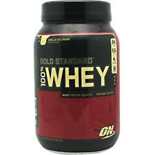 OPTIMUM NUTRITION: 100% WHEY GOLD STANDARD (2.0 lbs) Protein. Lean Muscle. BCAA.