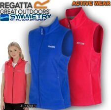 Regatta Jacket Womens Sweetness Fleece Body Warmer Hiking Running Gym Gilet Top