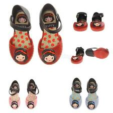 Kids Rain Shoes Beachwear Baby Girls Sandals Children Jelly Shoe Princess Shoes