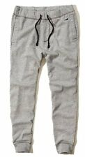 Nwt Hollister By Abercrombie Mens Sweatpants Trousers Size L Grey New