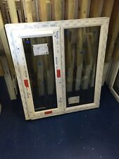 White Upvc Window 900 X 1025