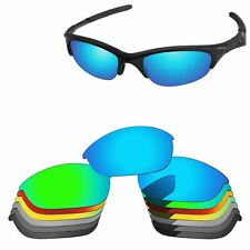 Polarized Replacement Lenses For-Oakley Half Jacket Sunglasses Multi - Options