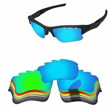 Polarized Replacement Lenses For-Oakley Flak Jacket XLJ Vented Multi - Options