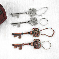 Creative Classic Key Designed Wedding Favors Party Copper Bottle Opener