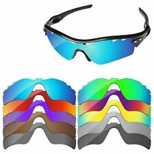 Polarized Replacement Lenses For-Oakley Radar Path Vented Glass Multi - Options