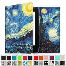 """Folio PU Leather Case Stand Cover for Amazon All-New Kindle 8th Gen E-reader 6"""""""