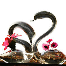 New 2016 Fashion Swan Flower Vase for Wedding Decoration,Home Decor