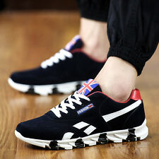 Men's Sneakers Casual Sports Shoes Fashion Athletics Running Breathable Comfort