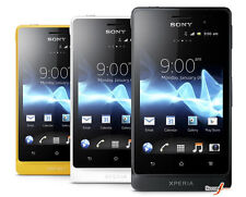 "Sony Xperia GO ST27i Original Unlocked 3.5"" 3G Wifi 5MP 8GB Android Smartphone"