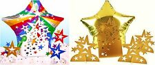 Star Air Filled Mylar Balloon Table Decoration Centerpiece 1ct Party Supplies