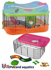 Hamster Cage Large, Imac Fantasy With Add On Kit Option