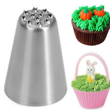 Flower Icing Piping Tips Nozzle Cake Cupcake Decoration Pastry Tool Baking Molds