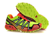 Men's Shoes Salomon Speedcross 3 Outdoor Athletic Sports Running Hiking Sneakers