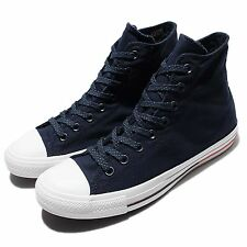 Converse Chuck Taylor All Star Shield Canvas Blue Red Mens Casual Shoes 153793C