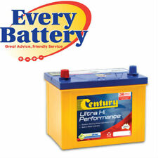 car battery MITSUBISHI TRITON  12v new century