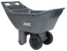 Ames Companies The 2463875 Easyroller Plus 4-Cu.Ft. Lawn Cart