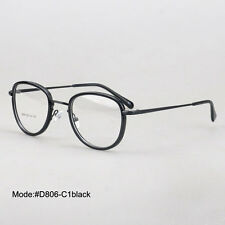 D806 full rim metal myopia eyewear eyeglasses prescription spectacles frames