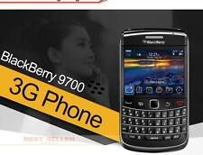 Blackberry 9700 Bold Mobile Phone BB 9700 GSM 3G WCDMA QWERTY Keyboard 3.2MP