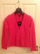 Ladies Hobbs lambs wool jacket cardigan, size 8