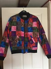 A Bathing Ape Bape Bomber Jacket