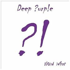 DEEP PURPLE CD NOW WHAT?! (2013) BRAND NEW SEALED