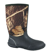 "Smoky Mountain Kids Camo Amphibian 12"" Boots 2735 - All Sizes"
