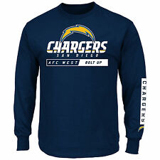 San Diego Chargers 2016 Primary Receiver Long Sleeve NFL T-Shirt