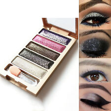 Lady Diamond Quality Pigment Makeup Eyeshadow Pallette Naked Pallette 5 Colors
